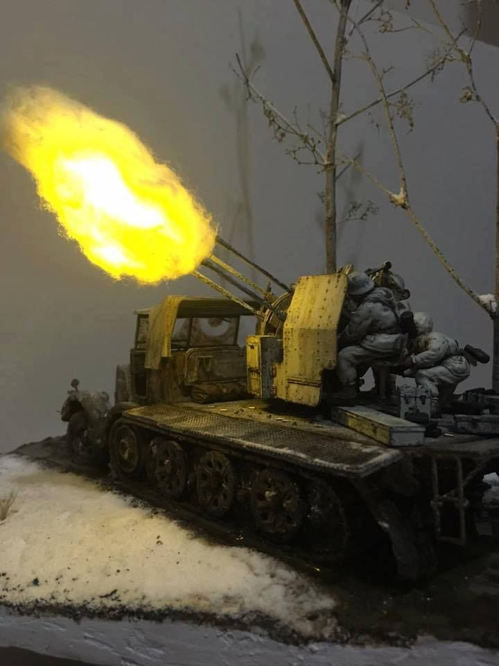 Military Diorama                                                                                                                                                                                 More