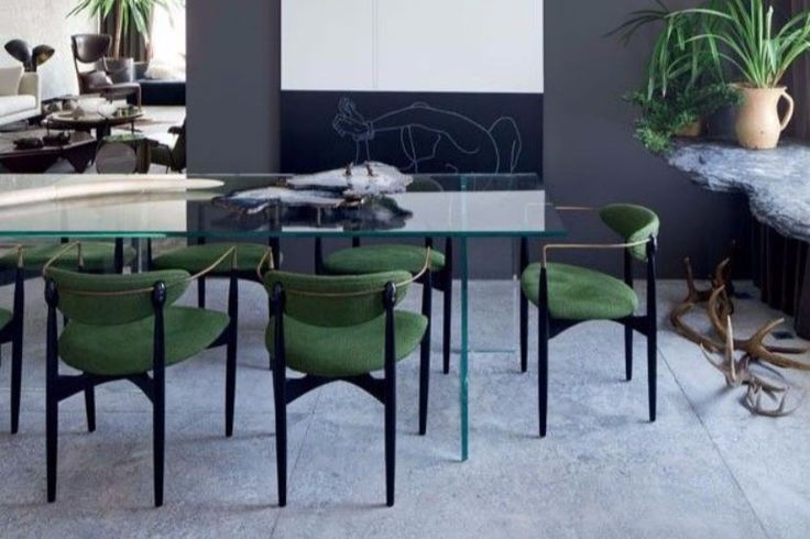 Pantone Color 2018 Verdure For Your Modern Chairs | Modern chairs | Home Decor | 2018 Trends | #interiordesignideas #pantonecolors #modernchairsdesign | more @ http://modernchairs.eu/pantone-color-2018-modern-chairs-verdure/
