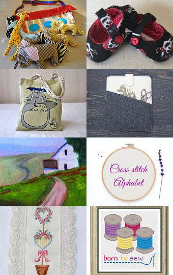 Autumn gift guide by argyro on Etsy--Pinned with TreasuryPin.com