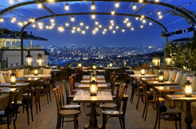 Interior Love at Soho House Istanbul