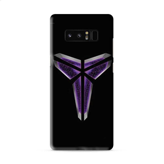 Kobe Bryant purple symbol Samsung Galaxy Note 5 3D Case Caseperson