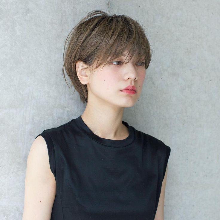 "912 Likes, 5 Comments - 石川瑠利子 (@ruriko_ishikawa) on Instagram: "". shooting hair&photo @norimasasawa . お気に入りの写真 また上げちゃう . #shooting #shorthair #fashion…"""