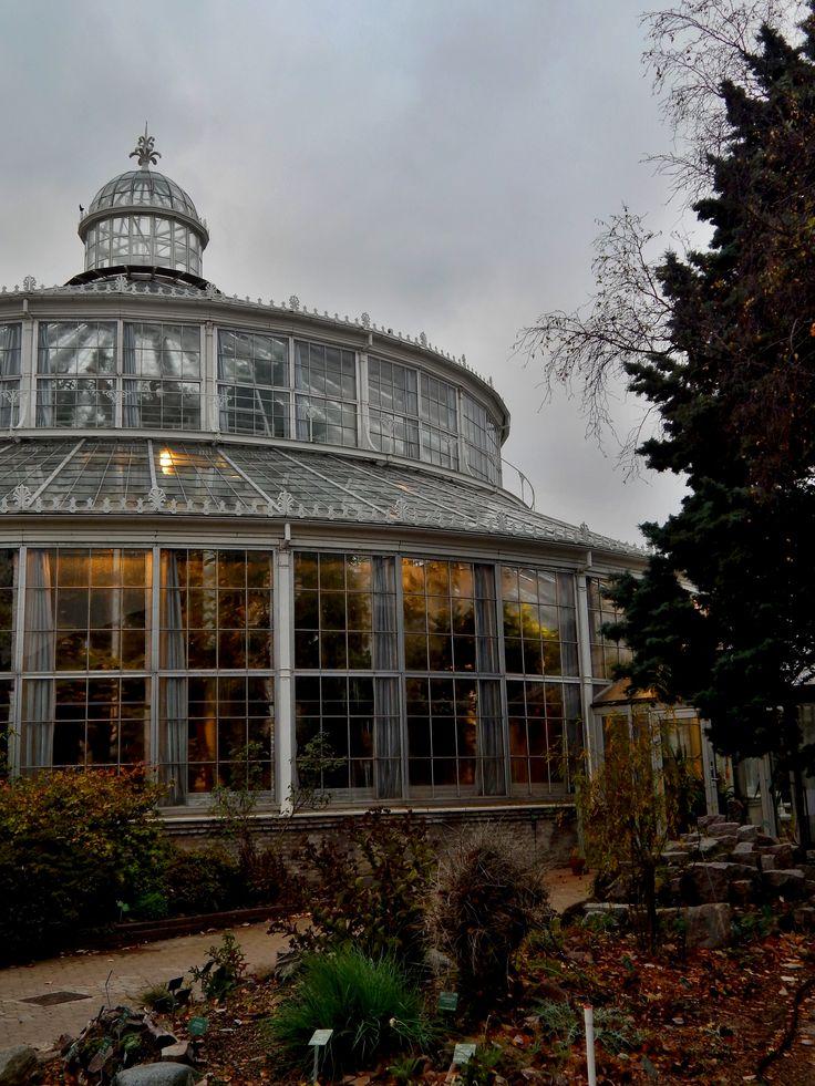 Botanic Garden, Copenhagen
