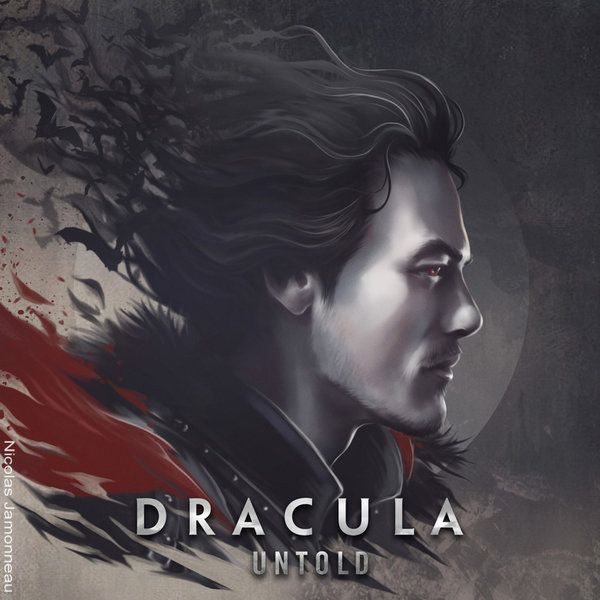 Dracula Untold Design / Talenthouse Competition by Nicojam on DeviantArt