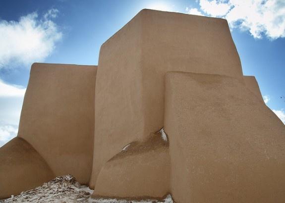 San Francisco de Asis Church – Ranchos de Taos, New MexicoHistorical Church, De Asis, Unusual Church, Rancho De, Francisco De, De Tao, Mission Church, San Francisco, New Mexico