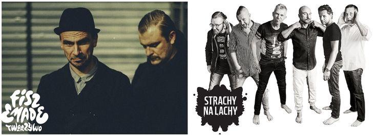 Strachy na Lachy oraz Fisz Emade Tworzywo gwiazdami Rock May Festival 2017 [PROGRAM]