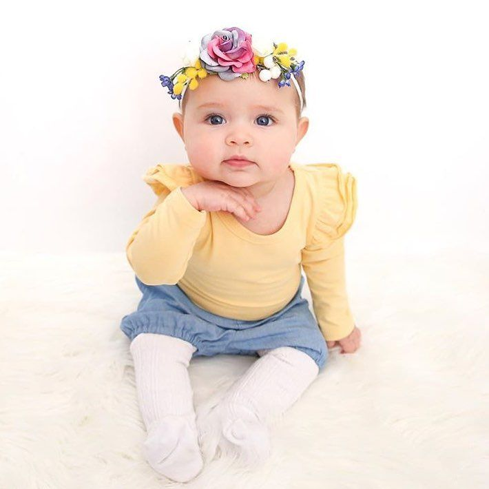 Adorable 💛 Little cutie 💛 👉 @chase.and.evie  WEBSITE - WWW.KIDZOOTD.COM  For a chance to be featured #kidzootd follow @kidzootd  #fashion#ootd#kidsfashion#kids#kidzootd#instafashion#childrensfashion#kidswear#childrenswear#style#stylish#trendy#babygirl#babyfashion#babyfever#babywear