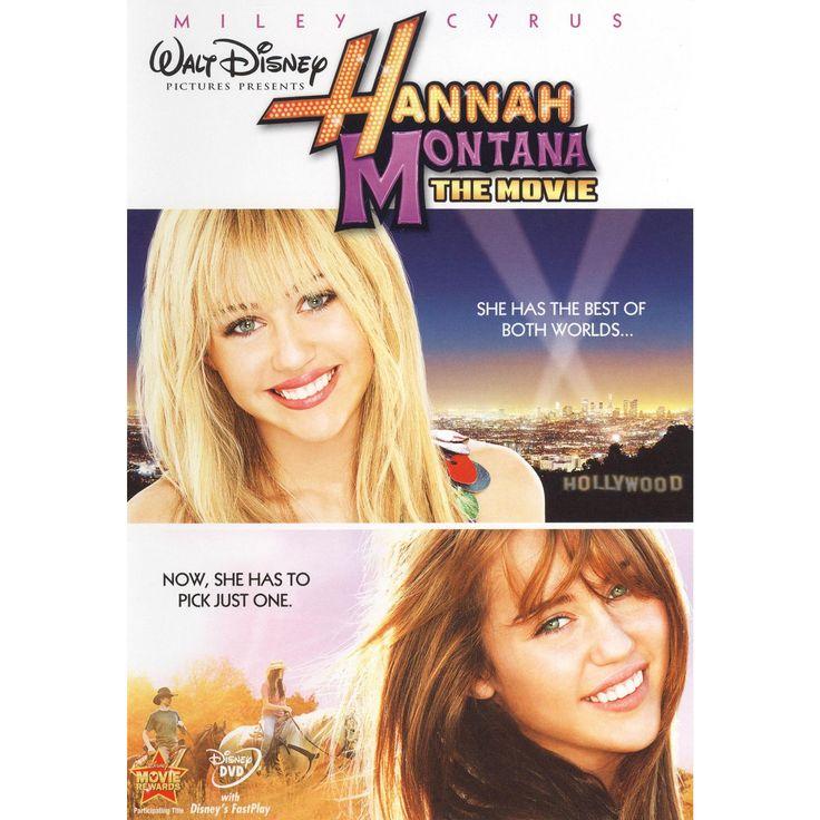 Hannah Montana: The Movie (dvd_video)