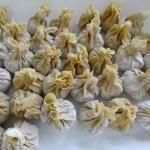 Wontons (raviolis chinois frits)