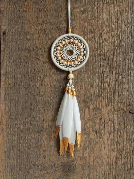 Car dream catcher/Small dreamcatcher/ Car rear от MyHappyDreams