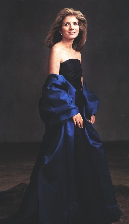 Caroline Kennedy for Vogue | Photographed by Annie Leibovitz