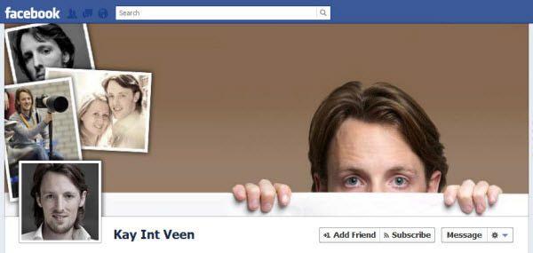 Facebook Titelbild mit Profilbild kombinieren