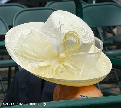 2009 Kentucky Derby Hat Gallery: 2009 Kentucky Derby Hat Gallery