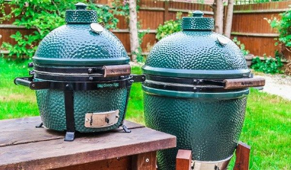 Adventures with The Big Green Egg