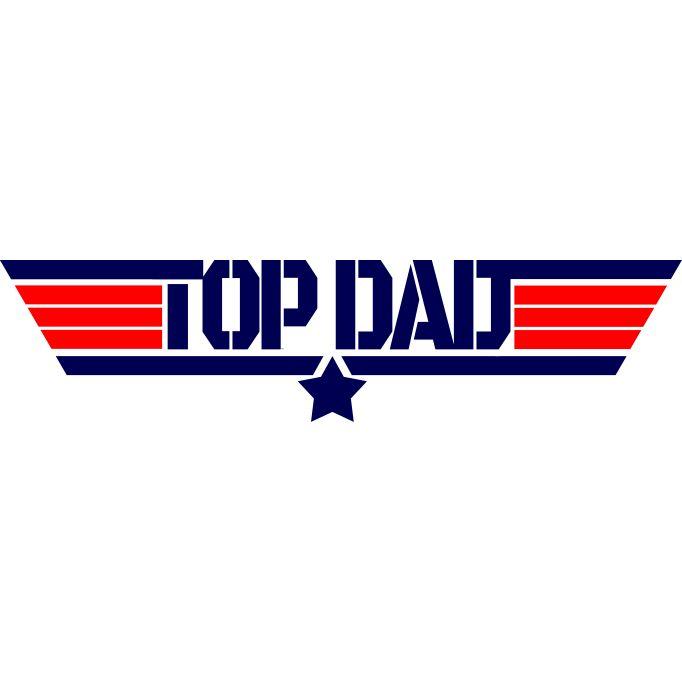Top dad (Top Gun) - pro tátu