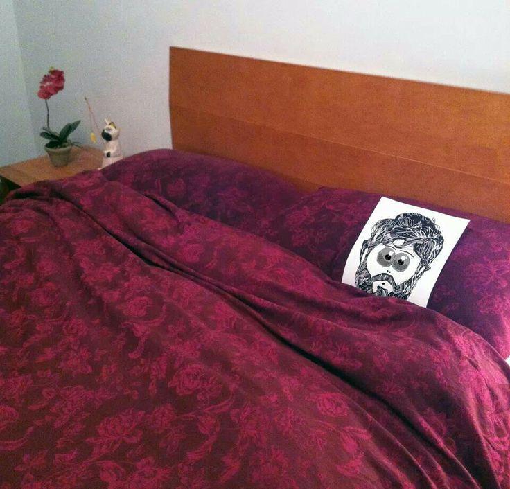 Durmiendo con Mito. Aitor Loizaga, barba historia