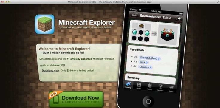 Read more: https://www.luerzersarchive.com/en/magazine/app-detail/minecraft-explorer-pro-55758.html Minecraft Explorer Pro Tags: Mojang in-house, Stockholm,Mojang,Minecraft Explorer Pro Tags: Mojang in-house, Stockholm,Mojang,Minecraft Explorer Pro