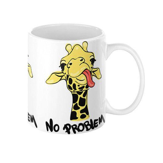 Coffee Mug- No Problem