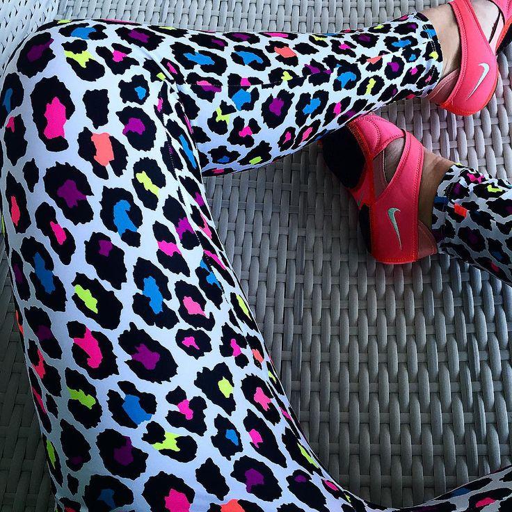 Yoga time in my Lumo Leopards. Best way to start your week off! Namaste #Yoga #Leggings #NewPattern #Nike #ChloeJane #CapeTown