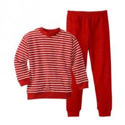 Pijama niños otoño 100% algodón orgánico Living Crafts