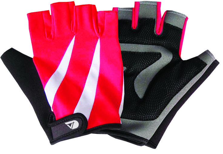 Our Short Finger Cycling Gloves with flexible Neoprene and ergonomically placed padding on palm are perfect for riders Available in all regular sizes and colors.