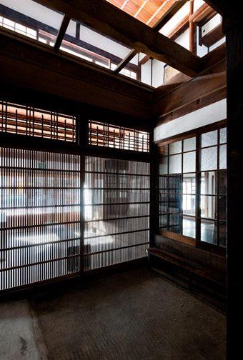 #Japan traditional folk hotel