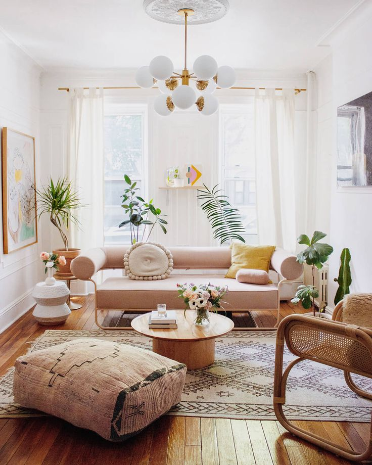 Small Apartment Living Room Design, Decorating Small Living Rooms