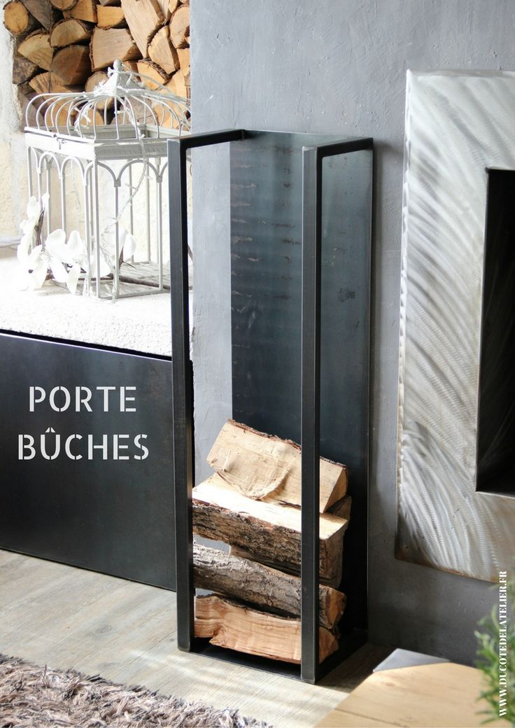 les 25 meilleures id es de la cat gorie porte buche sur pinterest porte buche porte de bois. Black Bedroom Furniture Sets. Home Design Ideas