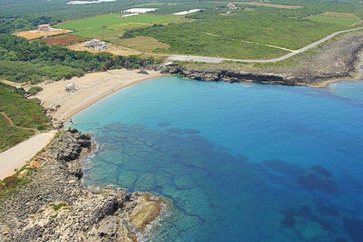 Stomio beach, Filiatra..