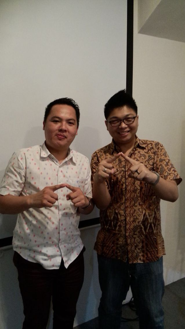 Me and Mr.Andhika Wijaya Kusuma [Pakar Digital Marketing SEO & Bisnis Coach No.1 Indonesia]