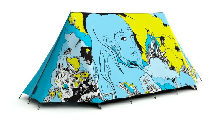Can this be the tent we borrow, @Angie Vtec?
