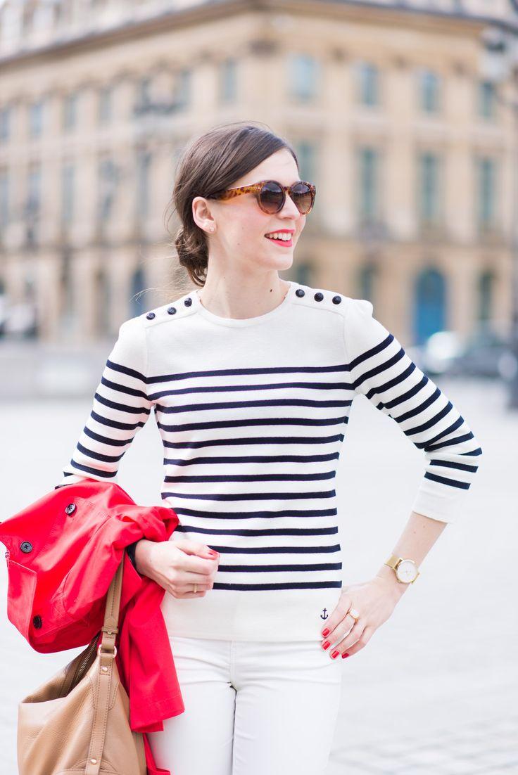 Une fois n'est pas coutume, aujourd'hui nous nous retrouvons pour un looktricoloreen bleu/blanc/rouge, ma combinaison favorite! Cette fois-ci, le patriotisme est de rigueur puisque je vous parle aujourd'hui de la bellecollaboration entre deux jolies marques françaises : 1.2.3 et Armor-Lux ! QuandArmor-Lux,la marque spécialiste des vêtements marins s'associe à la marque demode féminine 1.2.3 ça...  Lire la suite »