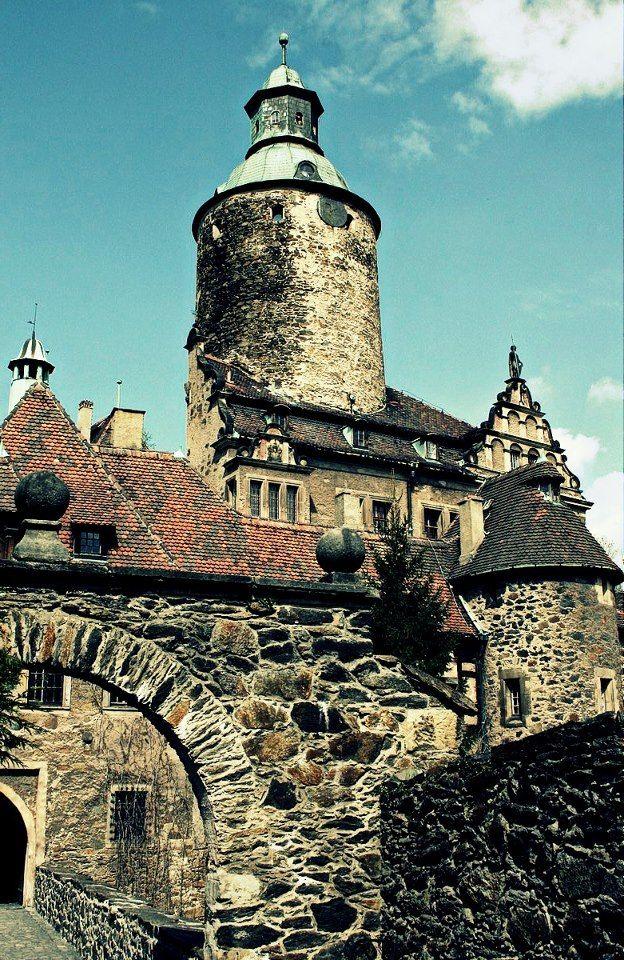 #zamek #castle #Czocha #Polska #Poland