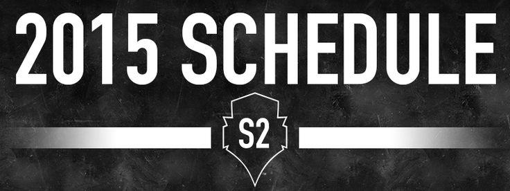 S2 Schedule | Seattle Sounders FC