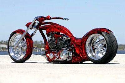 Custom Motorcycle Approval