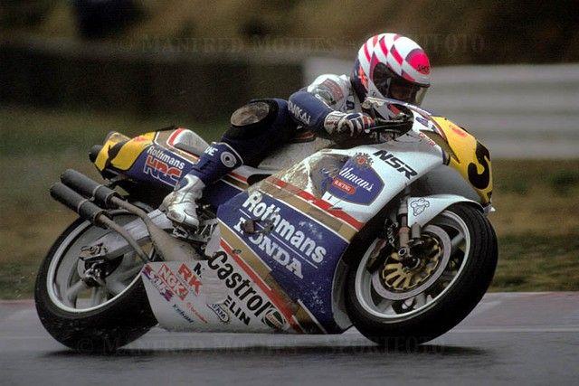 Wayne Gardner-- Suzuka 1992 (Honda NSR 500)