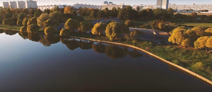 Как советско-американские разведчики основали город в СССР. Зеленоград долго был закрытым городом. Город ученых и инженеров.