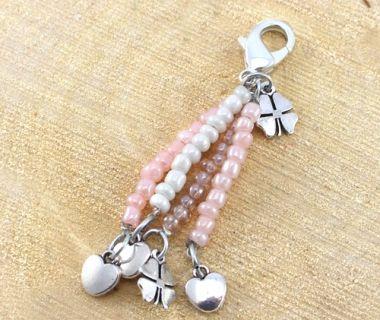 Mooie sieraden gemaakt met Rocailles glaskralen