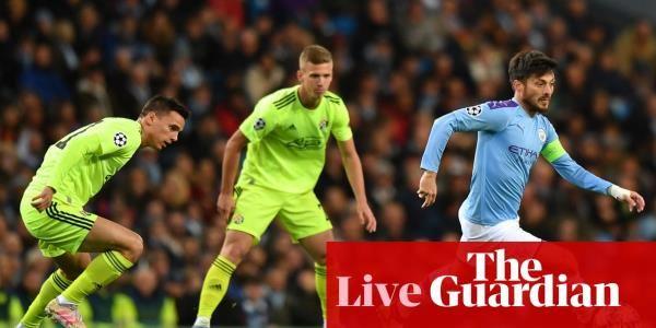 Manchester City V Dinamo Zagreb Champions League Live Champions League Live Champions League League