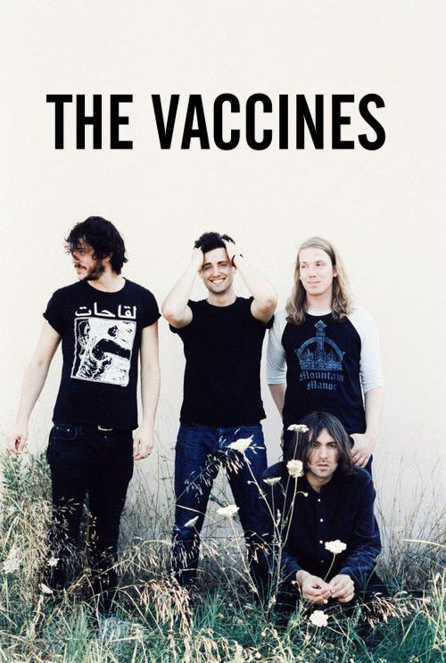 The Vaccines-love these guys!