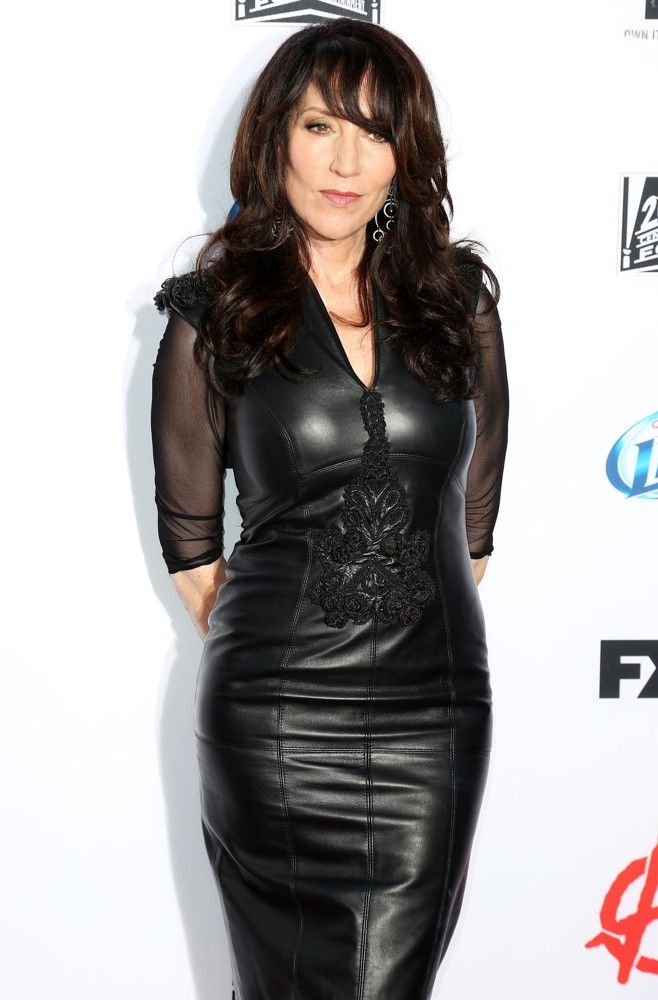 141 best Dresses/Skirts images on Pinterest | Leather ... Katey Sagal Leather