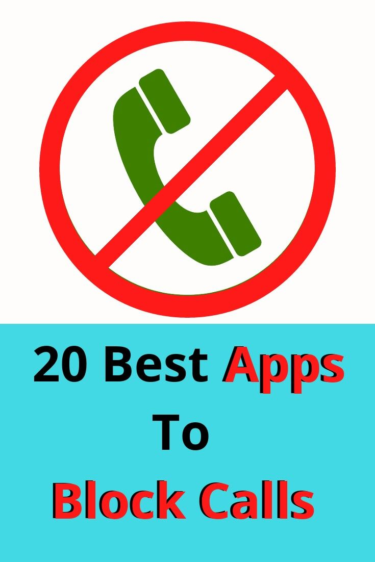 best call blocker app for android 2020