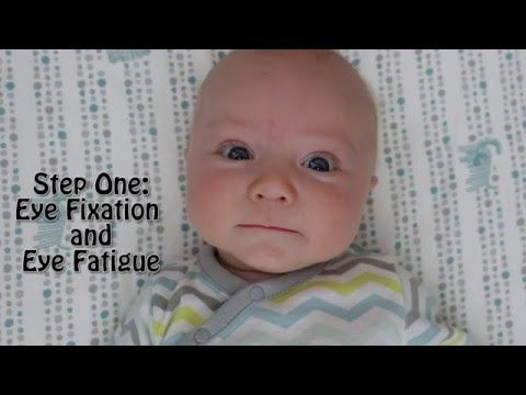 4 hypnotic tricks to get your baby to sleep - YouTube