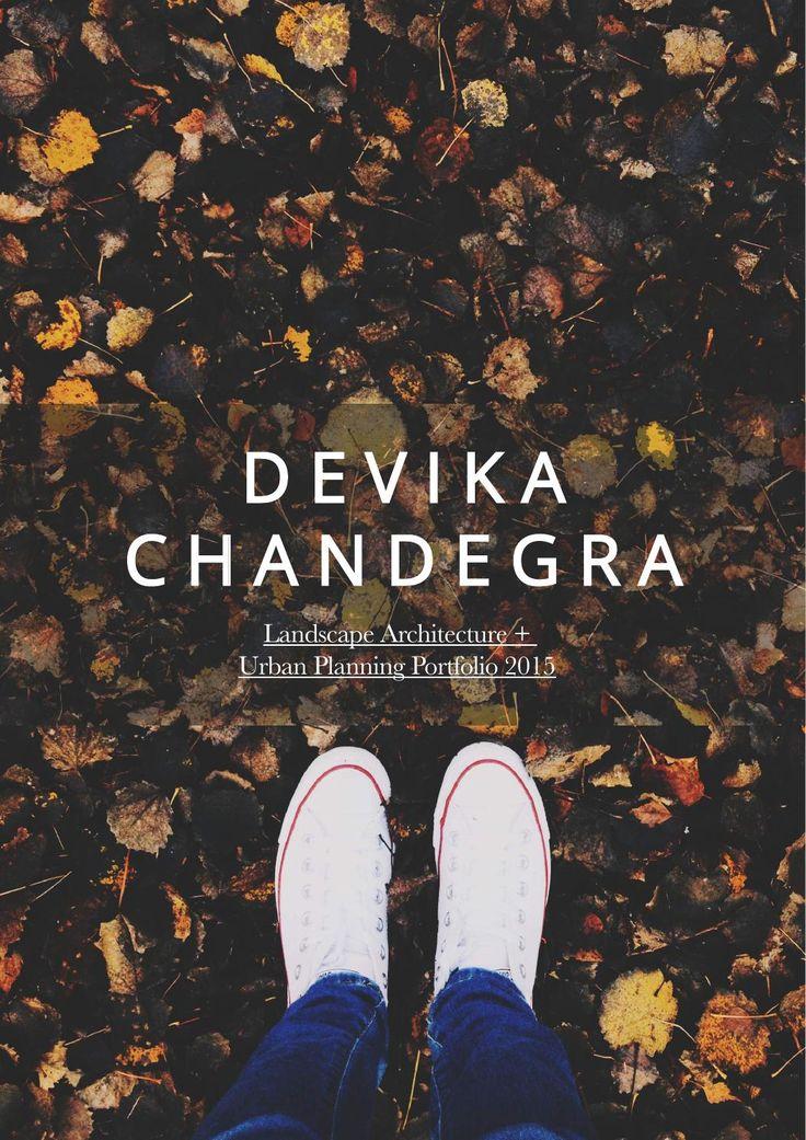 Devika Chandegra Portfolio