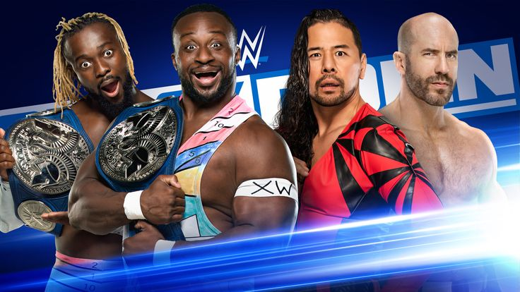 Friday Night Smackdown Results July 10 2020 Shinsuke Nakamura Cesaro Send Shattering Message To The New Day Wwe Wrestling Videos New Day