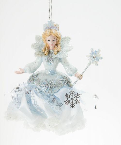 Kurt S Adler Snow Queen Eiskonigin Weihnachtsschmuck