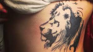lion tattoo girl - Cerca con Google