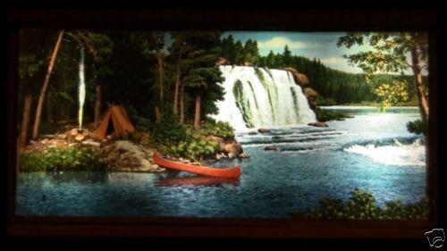 Hamms-Scene-O-Rama-HD-Blu-Ray-Motion-Scene-Only-NO-Hamms-Logo-Vintage-Beer-Sign