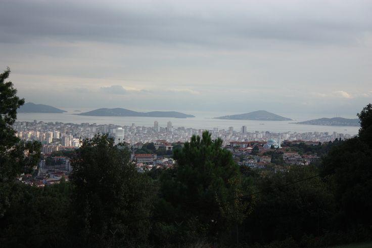 Blick von Çamlıca