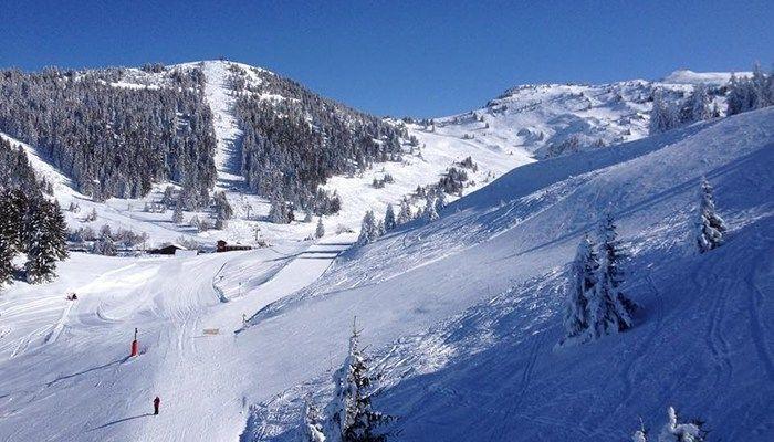 Auberge Au Pas de L'Alpette *** - Chapareillan (Isère) - Les pistes